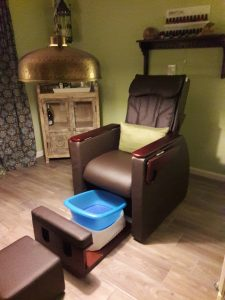 oviedo winter springs pedicure room